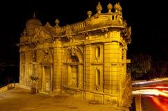 Zaniechany budynek, Rabat, Malta zdjęcia stock