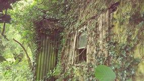 Zaniechany budynek UK Obraz Royalty Free