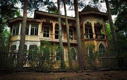 zaniechany dom Obraz Royalty Free