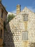 Zaniechany dom Obrazy Royalty Free
