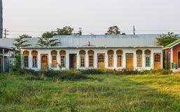 Zaniechany dom Zdjęcie Royalty Free