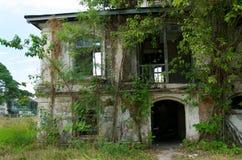 zaniechany domowy stary Obraz Stock
