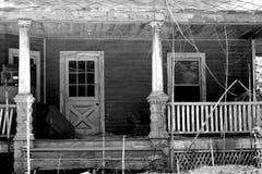 zaniechany domowy stary Zdjęcie Royalty Free