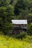 Zaniechany góra dom Zachodni Maryland - Appalachian góry - Zdjęcia Royalty Free