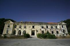zaniechany hotel Obraz Stock