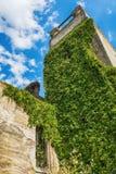 Zaniechany kościół w Banostor od Serbia Fotografia Royalty Free