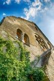 Zaniechany kościół w Banostor od Serbia Obraz Royalty Free