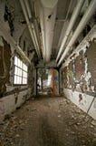 zaniechany korytarz Fotografia Stock