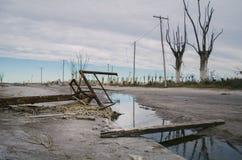Zaniechany miejsce w Buenos Aires Obraz Royalty Free