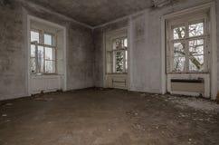 zaniechany pusty pokój obrazy royalty free