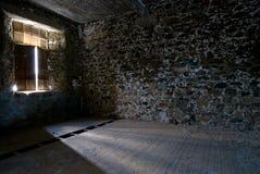 zaniechany pusty pokój Obraz Royalty Free