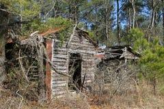 Zaniechany Rolny budynek Zdjęcie Royalty Free
