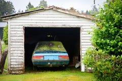 zaniechany samochód zdjęcie royalty free