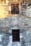 Zaniechany Stary dom zdjęcie royalty free