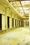 Zaniechany więzienie Zdjęcia Stock
