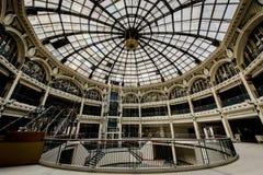 Zaniechany zakupy centrum handlowe - Dayton, Ohio zdjęcie royalty free