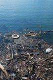 zanieczyszczenia Obraz Stock