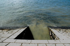 zanieczyszczenia Zdjęcie Royalty Free