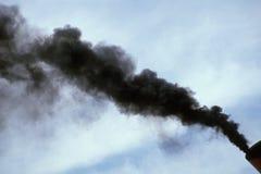 zanieczyszczenia Zdjęcia Stock
