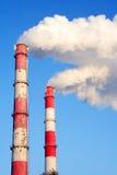zanieczyszczenie Zdjęcia Stock