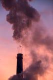 zanieczyszczenie Obrazy Stock