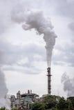 zanieczyszczenie obraz stock