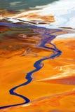 zanieczyszczenie woda Zdjęcie Royalty Free