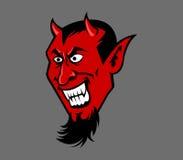 Zanna del diavolo royalty illustrazione gratis