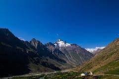 Zanskar-Landschaft Lizenzfreie Stockfotos