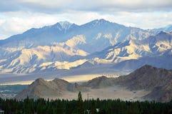 Zanskar Range Stock Images