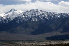 Zanskar Range, Ladakh, India Royalty Free Stock Photos