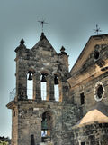 Zante镇钟楼。 免版税库存照片