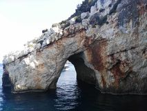 Zante, grecia photos stock