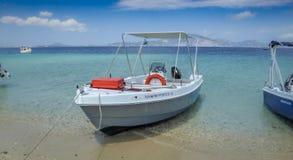 Zante Greece coastline areial royalty free stock photos