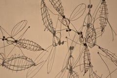 Zanzara del cavo Fotografia Stock