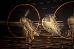 Zanzara di de Havilland Immagine Stock Libera da Diritti