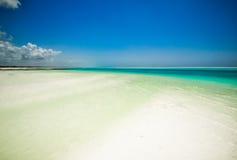 Zanzibar beach Tanzania Royalty Free Stock Photos