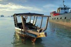 Zanzibar dhow Stock Afbeeldingen