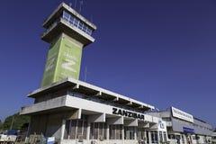 Zanzibar flygplats Arkivfoton