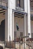 Zanzibar museum Arkivbilder