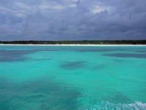 Zanzibar nublado foto de stock