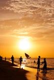 Zanzibar sen Obrazy Stock
