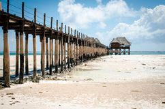 Zanzibar summer vacation pictures inspiring for a holiday on the island Royalty Free Stock Photos