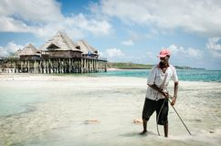 Zanzibar wakacje obrazuje inspirować dla wakacje na wyspie Zdjęcie Stock