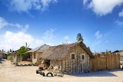Zanzibar wioska Obrazy Royalty Free