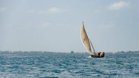 Zanzibars boat, Zanzibar Tanzania, February 2019 royalty free stock photos