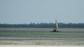 Zanzibars boat, Zanzibar Tanzania, February 2019 royalty free stock images