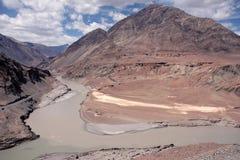 zanzkar indo的河 库存图片