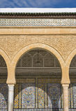 Zaouia de Sidi Saheb Fotografia de Stock Royalty Free