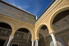 Zaouia van Sidi Saheb Stock Afbeelding